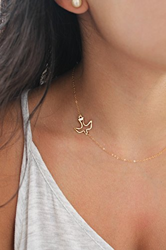 off-centre-bird-necklace-14k-gold-fill-dove-swallow-sparrow-necklace-layering-necklace-freedom-fligh