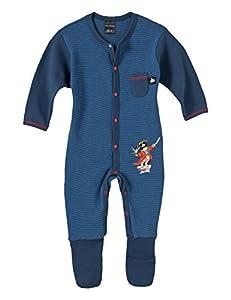 Schiesser - Pijama de manga larga para bebé