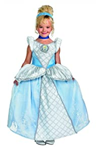 Storybook Cinderella Prestige Costume - Extra Small (3T-4T)