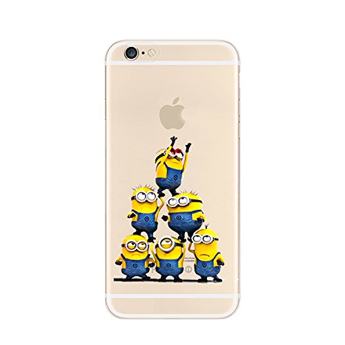 Generic M35 Luxurious Printed high quality Minion despicable me back case cover for iPhone 6 // iPhone 6s