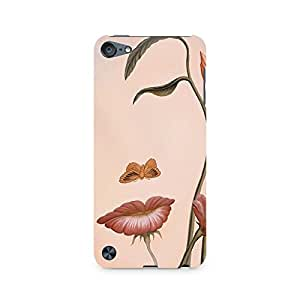 MOBICTURE Girl Abstract Premium Designer Mobile Back Case Cover For Apple iPod Touch 6