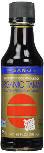 San J Soybean Tamari (Organic Soy Sauce compare prices)