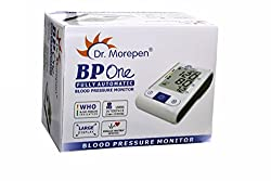 DR.MOREPEN BP01 BLOOD PRESSURE MONITOR