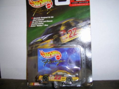 Team Hot Wheels Racing 1999 Daytona 500 Edition Bill Davis Caterpillar #22 Pontiac Grand Prix - 1