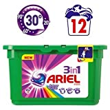 Ariel 3in1 Pods Colour & Style 12'S