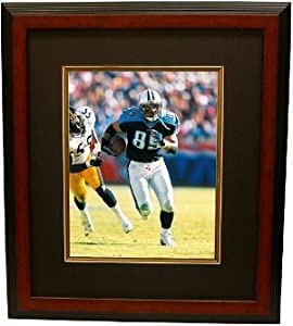 Frank Wycheck unsigned Tennessee Titans 8x10 Photo Custom Framed