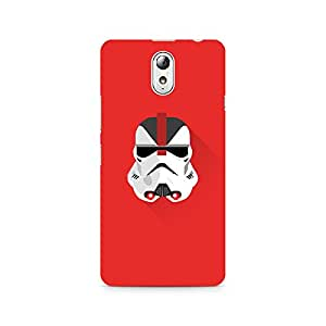 Mobicture Imperial Jump Trooper Premium Printed Case For Lenovo Vibe P1M