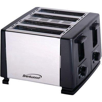 4-Slice Toaster Color: Black (4 Slice Toaster Color compare prices)