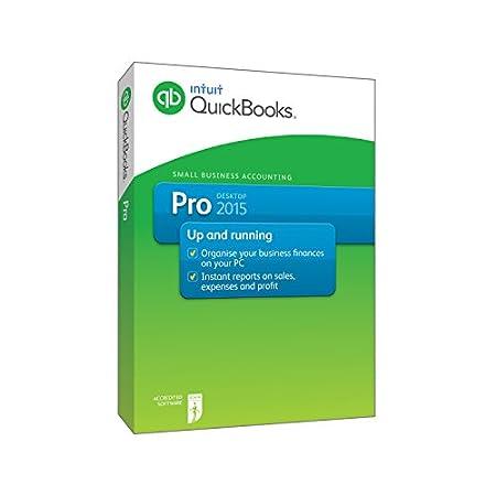 QuickBooks Pro 2015 (PC)