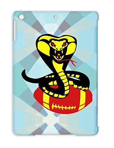 Tpu Anti-Shock Football Sports Cobra Football For Ipad Air Yellow Protective Case