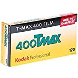 Kodak T-Max 400 120 Pellicule monochrome (Import Allemagne)
