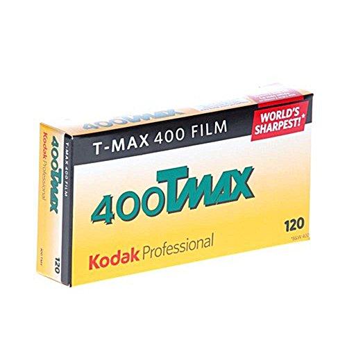 Kodak 856 8214 Professional 400 Tmax Black and White Negativ
