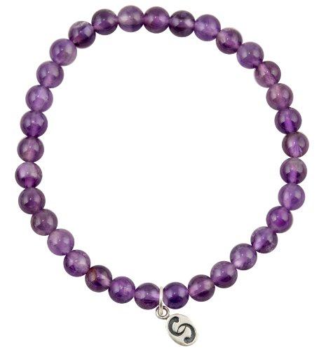 apoccas-halb-edelstein-armband-agni-amethyst-violett-6-mm-kugelgrosse-sterling-silber-anhanger-damen