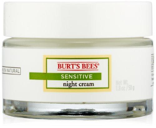凑单品:Burt's Bees 小蜜蜂 Sensitive Night Cream 抗敏感晚霜 50g $9.53