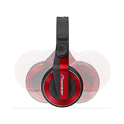 Pioneer-HDJ-500-On-ear-Headphones