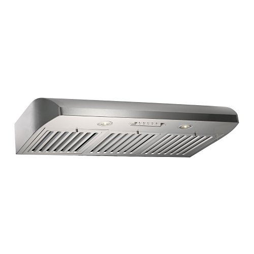 Contemporary Range Hood front-21576
