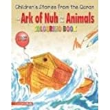 The Ark of Nuh and the Animals (Colouring Book)