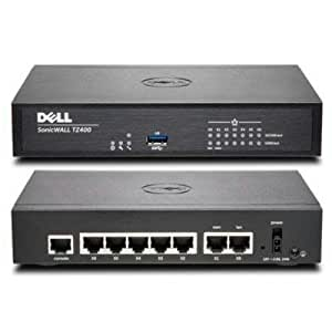 SonicWALL Dell TZ400 Total Secure 1YR 01-SSC-0514