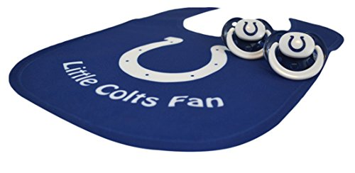Colts Pacifier, Indianapolis Colts Pacifier, Colts Pacifiers ...