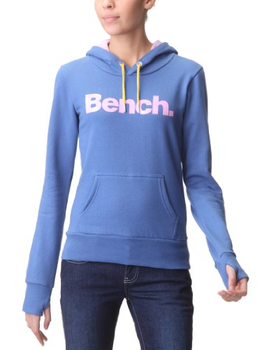 Bench Yoh Yoh Women's Sweatshirt Federal Blue