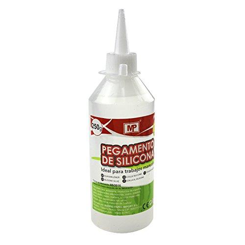 MP PP054 - Pegamento de silicona liquida, 250 ml