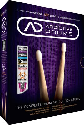 XLN Audio Addictive Drums (Addictive Drums Software compare prices)