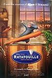 Ratatouille, Original 27x40 Double-sided International Regular Movie Poster