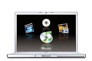 "Apple MacBook Pro MA464LL/A 15.4"" Laptop (2.0 GHz Intel Core Duo, 1 GB RAM, 100 GB Hard Drive, SuperDrive)"