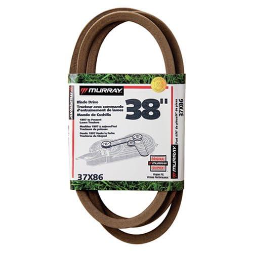 diagram belt installation mower belts murray