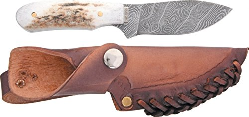Silver Stag Twist Fixed Knife