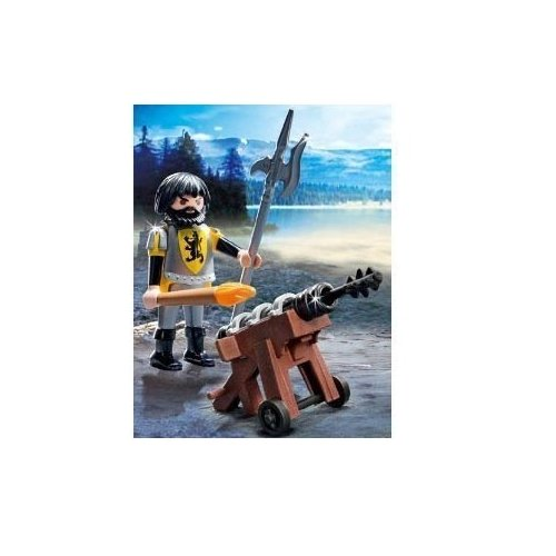 Playmobil 4870 Lion Knight with Cannon