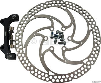 Buy Low Price Formula 160mm R1 Rotor Rear I.S. Mount Kit (FD72160ORE)