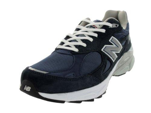 New Balance Men's M990 Heritage Running Shoe,Navy,11.5 D US New Balance Cushioned Support autotags B005P1ALRQ