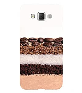 PrintVisa Coffee Pattern 3D Hard Polycarbonate Designer Back Case Cover for Samsung Galaxy Grand MAX