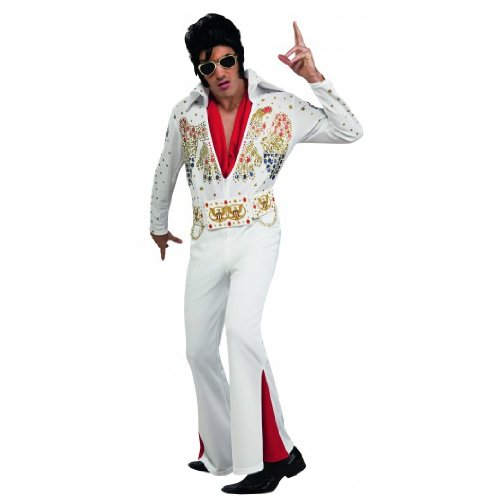Elvis Deluxe Costume (Men's Adult X-Large)