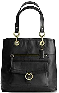 Coach 18890 Penelope Leather Buckle Ns Tote