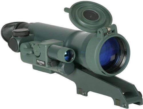 Yukon Nvrs Titanium 2.5X50 Varmint Hunter Night Vision Riflescope