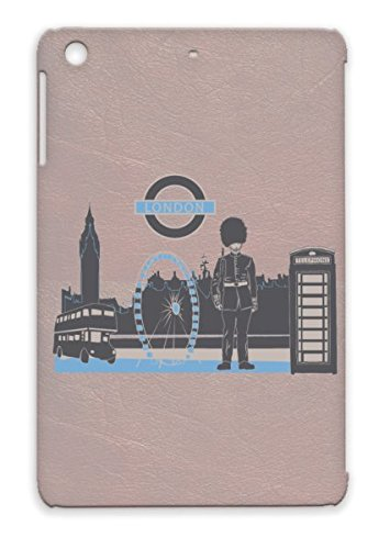 Shatterproof Cities Countries England Royal Big Ben Uk Country States Telephone Booth Love London Tpu Gray Case Cover For Ipad Mini With