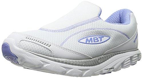 MBT – Zapatillas de Lona para mujer Blanco blanco 41 1/2