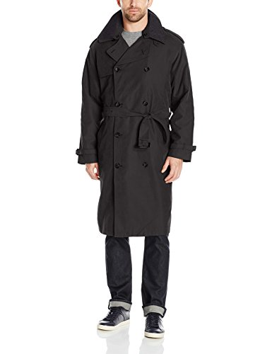 london-fog-mens-double-breasted-belted-iconic-trench-coat-with-zip-out-liner-black-44regular