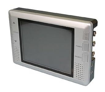 Defender Security 82-12460 5 6 Inch Color LCD CCTV Test