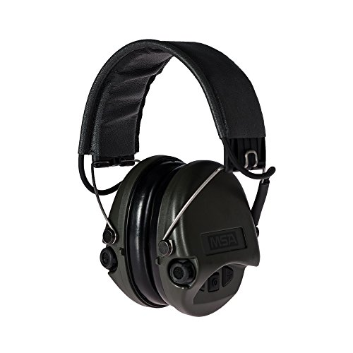 Purchase MSA Sordin Supreme BASIC - Electronic Earmuff for Hunting and Shooting
