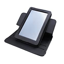 High Quality PU Leather Case with Stand for Kindle Fire