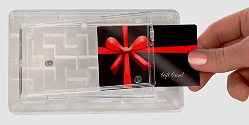 Money Puzzle Gift Card Maze By Techtools Brain Teasing Puzzle For