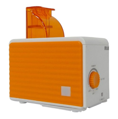 SPT SU-1053N Personal Humidifier, Orange/White - 1