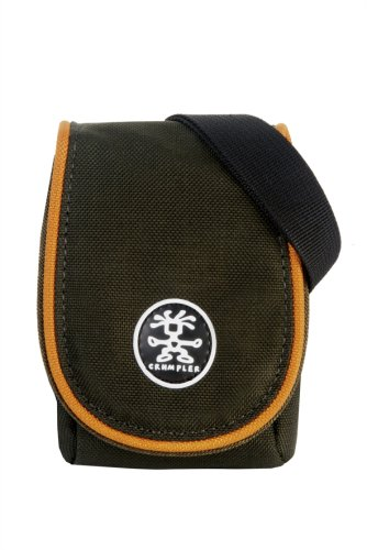 Crumpler Muffin Top 55 Olive/Orange