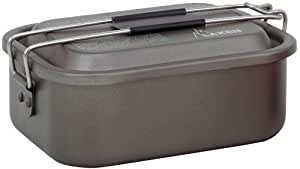 Laken Aluminum Non Stick Lunch Box 1.2 Liter
