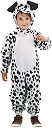 Girls Boys Kids Child Dalmatian Dog Book Day Fancy Dress Costume Outfit 3 years