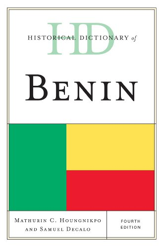 Historical Dictionary of Benin (Historical Dictionaries of Africa)