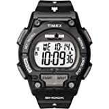 Timex Ironman Shock-Resistant 30-Lap Watch Black, One Size
